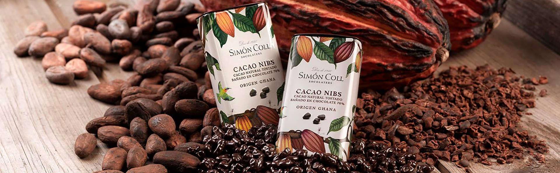Découvrez les saveurs du chocolat et visitez l'usine Simón Coll à Sitges