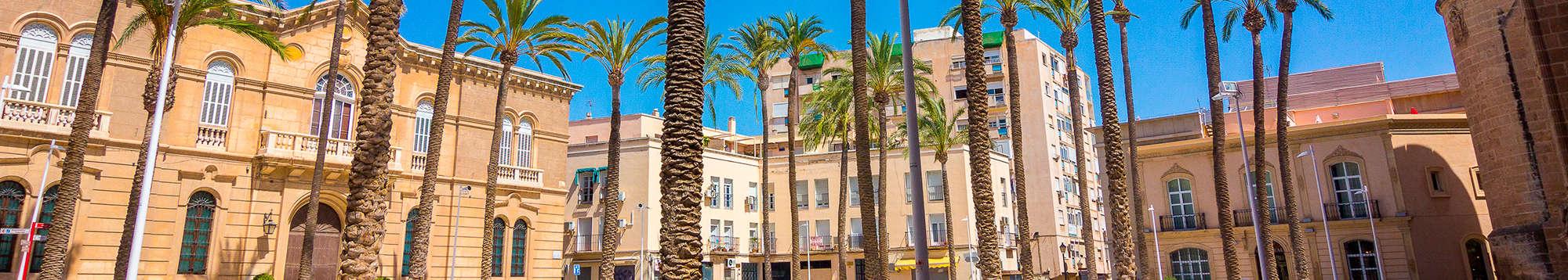 Escapadas fin de semana Con chimenea en Almería