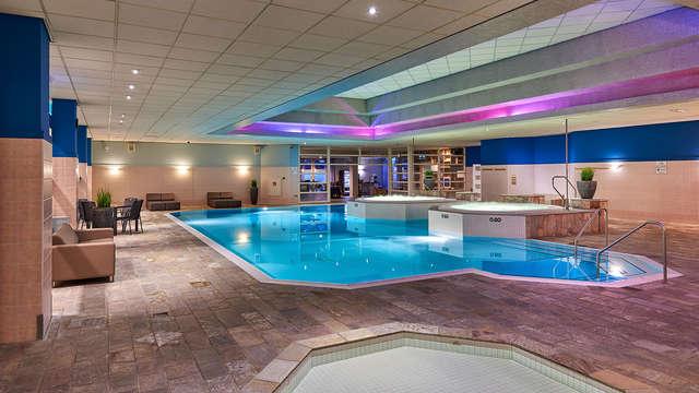 Wellnessweekend met massage en zonnebanksessie nabij Eindhoven