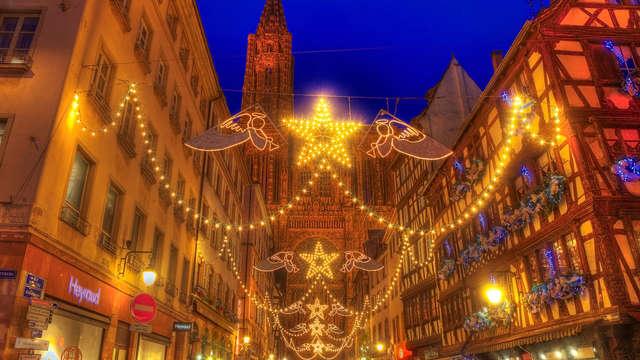 Disfruta de la magia de las Navidades en pleno centro de Estrasburgo