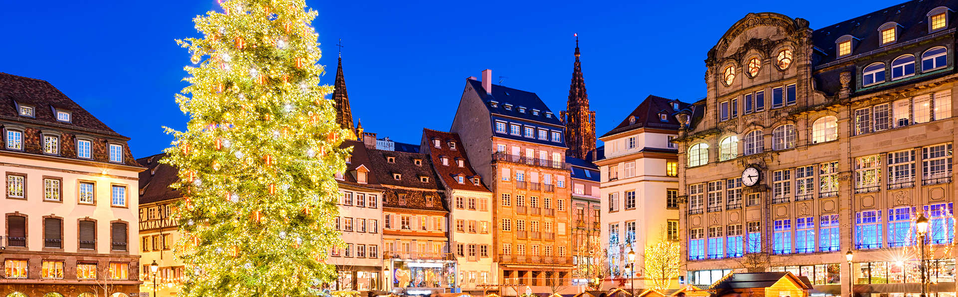 Ecrivez vos plus beaux contes de Noël à Strasbourg!