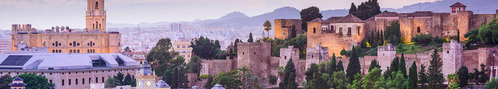 Escapadas fin de semana en Málaga