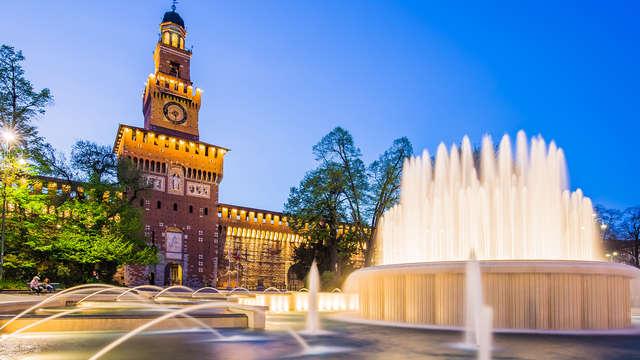 Une nuit de charme au cœur de Milan