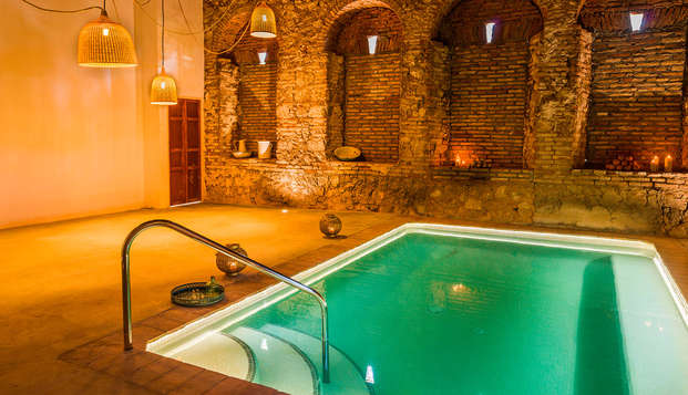 Escapada relax en hotel de encanto con acceso al Hammam cerca de Córdoba