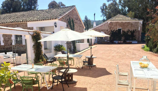 Escapada Spa Lovers: Relajación con Circuito de Aguas y más a 30min de Córdoba (desde 2 noches)