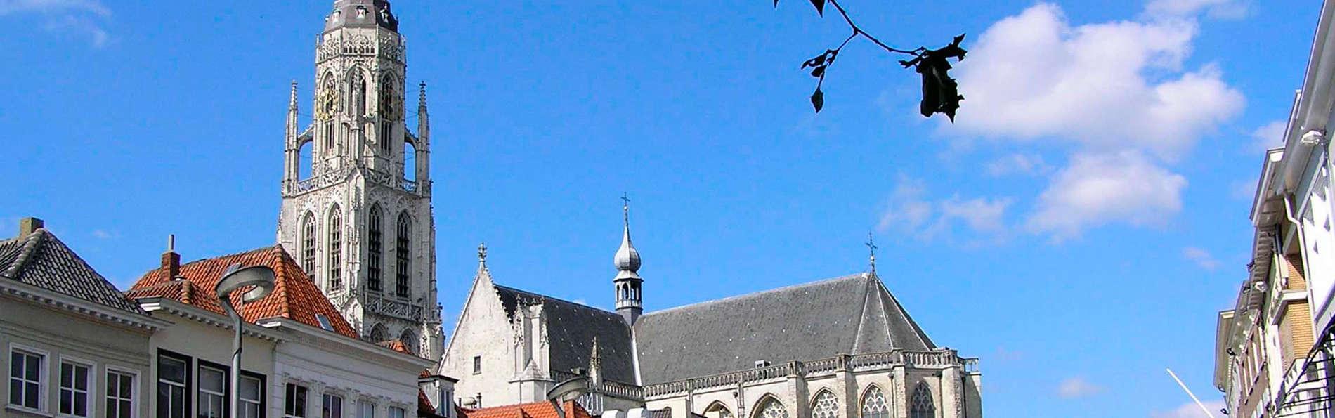 Week-end culinaire et détente à Breda