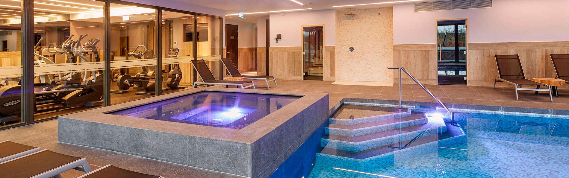 Détente et spa dans un hôtel de luxe à Breda