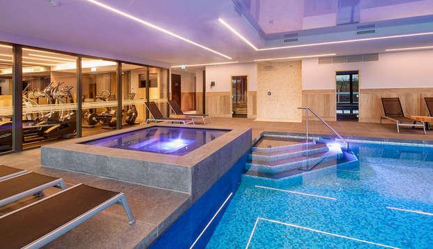 Spa in un hotel di lusso a Breda