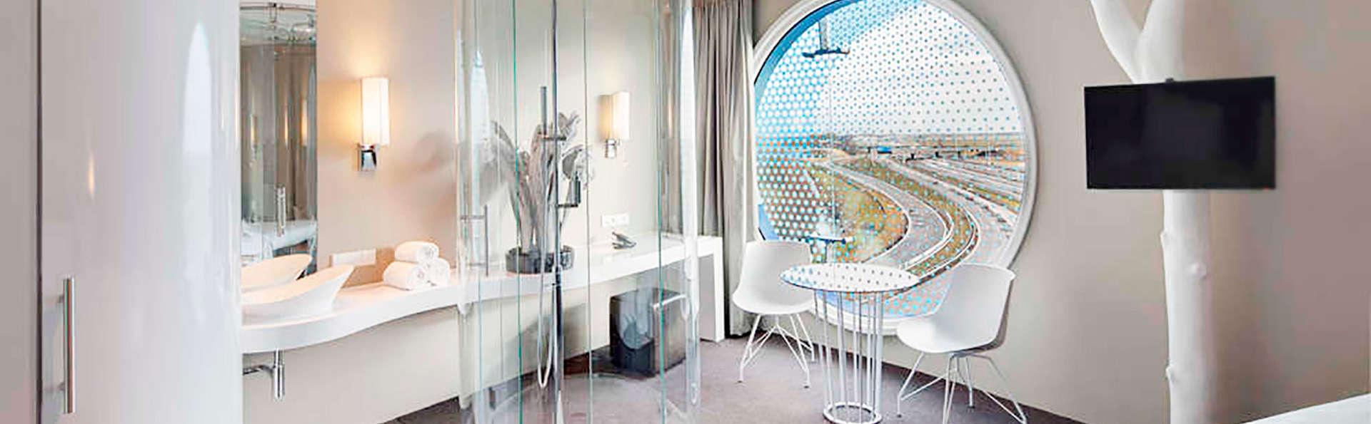Citytrip: séjournez au sein d'un hôtel design à Amsterdam