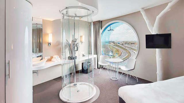 Calles llenas de vida y hotel de diseño para una escapada perfecta a Ámsterdam