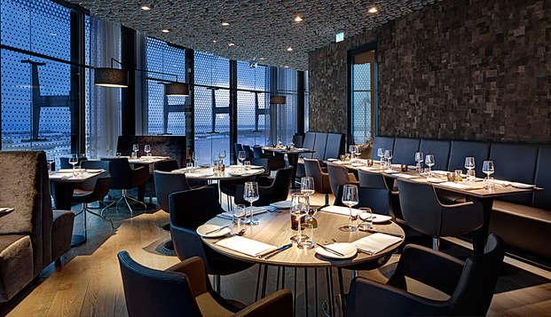 Week-end avec dîner à Amsterdam