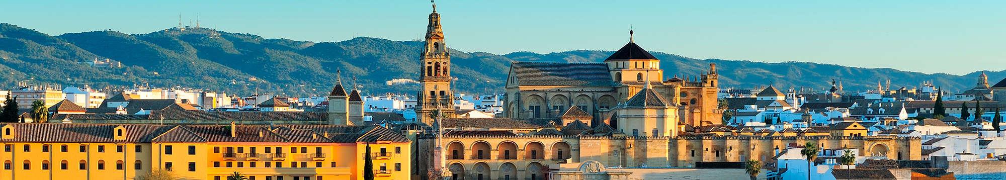 Escapadas fin de semana Con chimenea en Córdoba