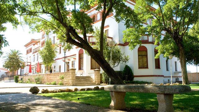Weekend Relax con cena e accesso al percorso termale di Marmolejo (da 2 notti)