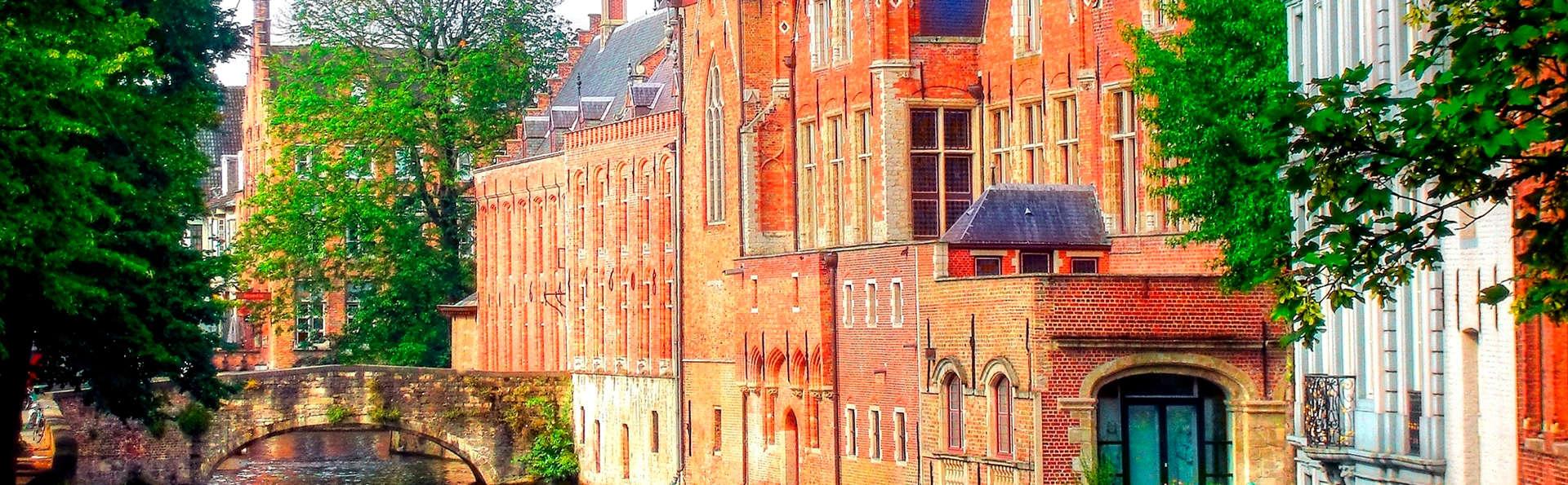 Découvrez Bruges ce week-end