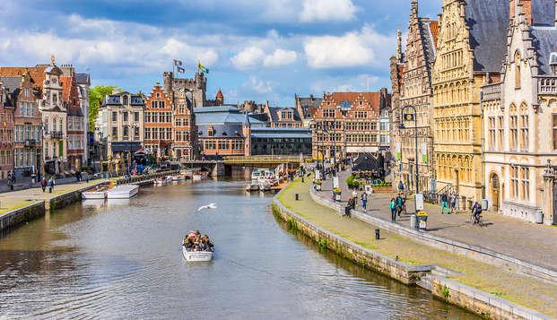 Descubre los canales de Gante y experimenta el Renacimiento en el MSK