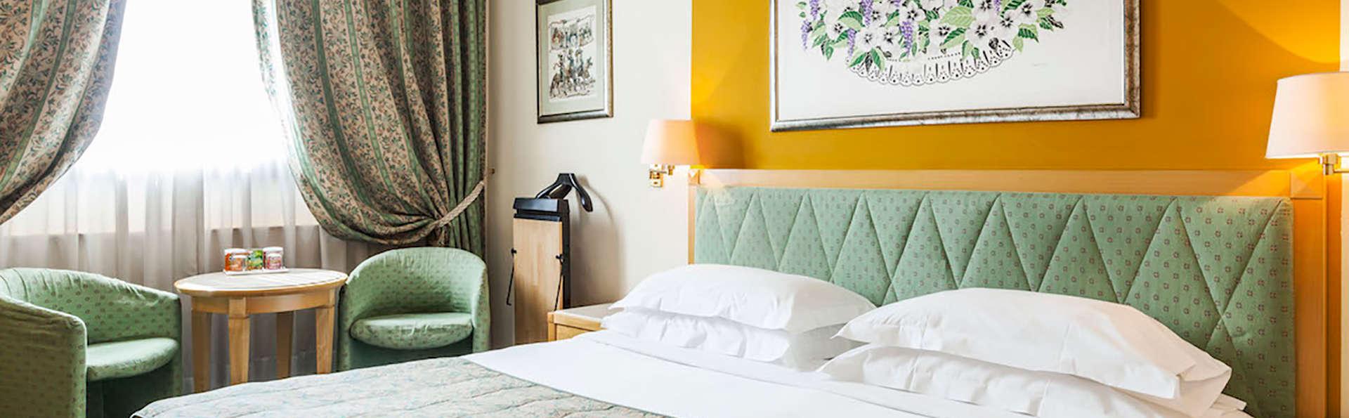 Weekendje Milaan in Executive-kamer in de nieuwe wijk Citylife (niet terugbetaalbaar)