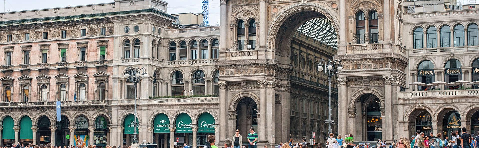 Séjour à Milan à prix réduit, dans un hôtel 4 étoiles situé dans le quartier Citylife