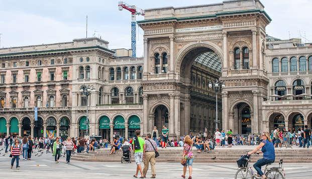 Estancia con descuento en Milán en un 4 estrellas en la zona de Citylife