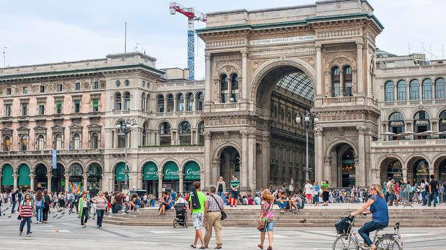 Verblijf in Milaan met korting in 4* in de wijk Citylife