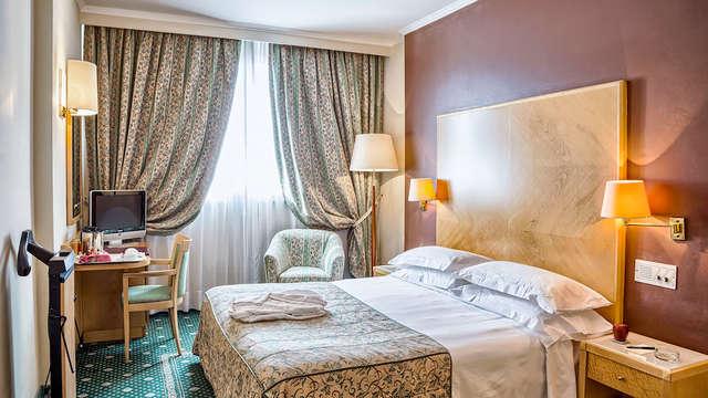 Ontspannen in Milaan in Superior-kamer in de wijk Citylife (niet terugbetaalbaar)