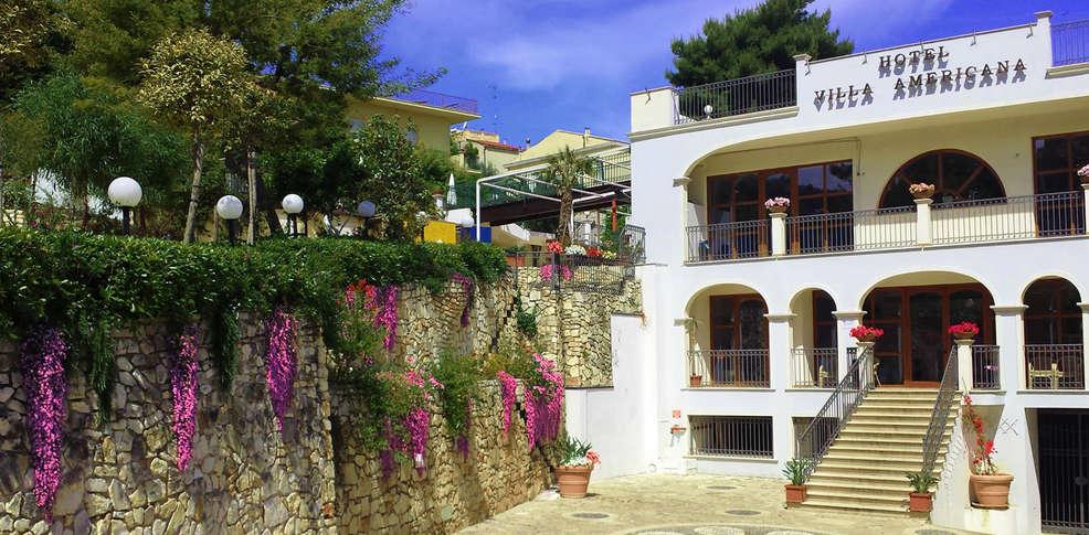 Patk Hotel Villa Americana Rodi Puglia