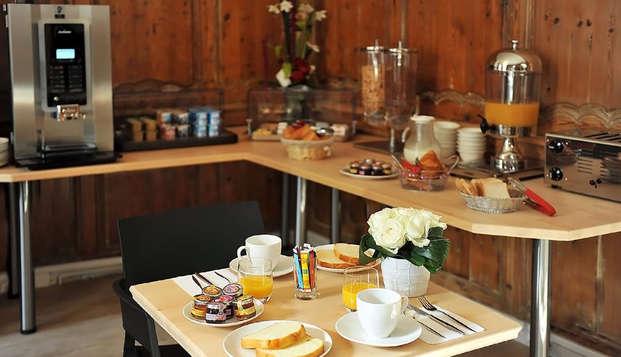 Hotel Atlantic - breakfast