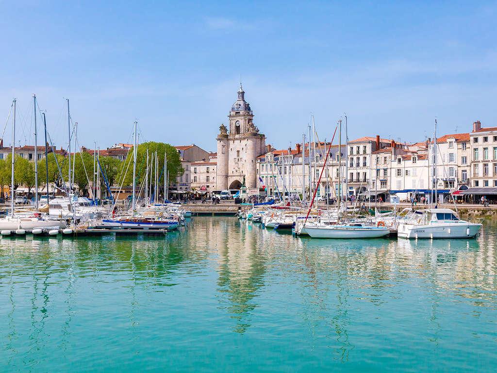 Séjour Poitou-Charentes - Séjour à la Rochelle  - 3*