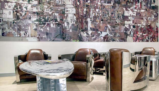 Hotel Atlantic - Lounge