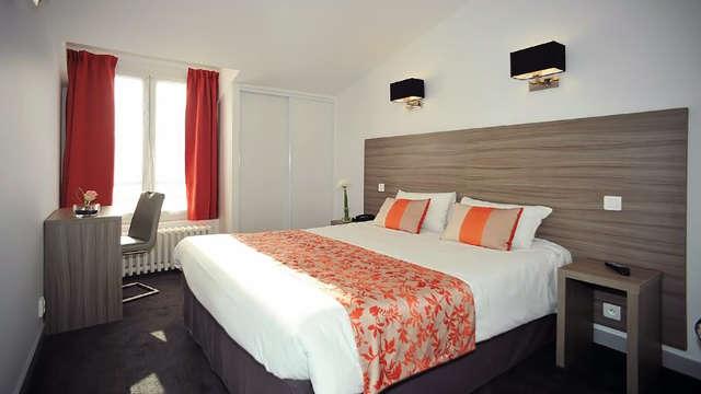 Hotel Atlantic - Room