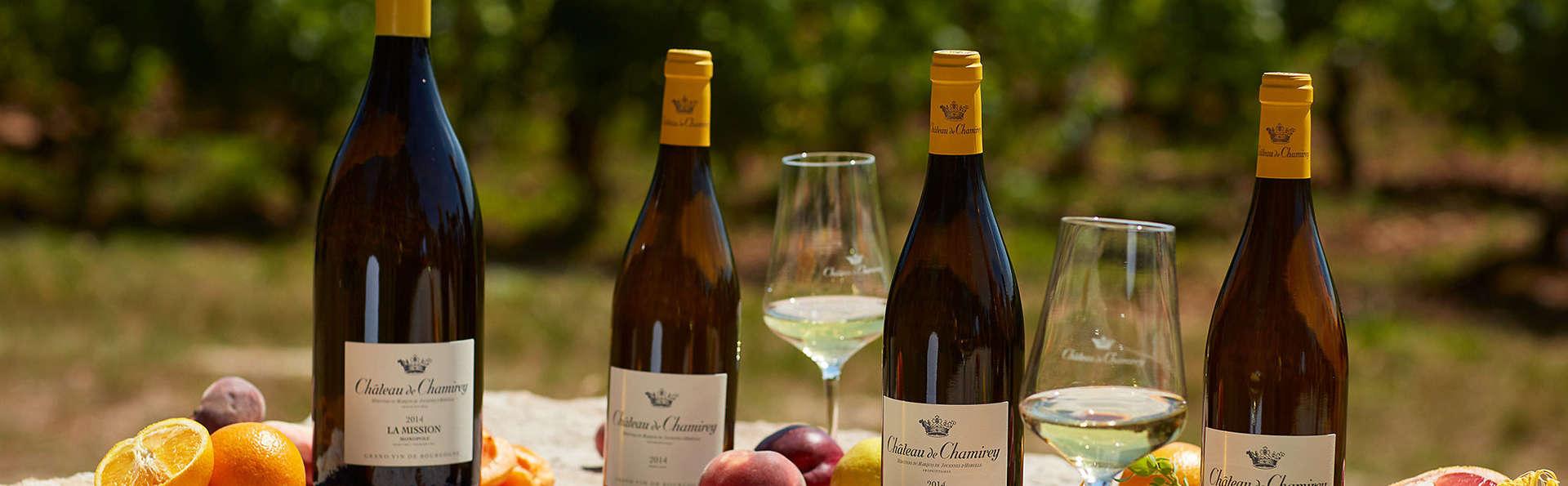Week-end en Bourgogne du sud avec dégustation