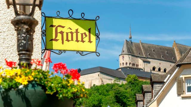 Romantiek in het hart van Luxemburg