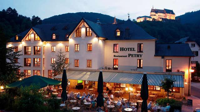 Wellness en dineren in Luxemburg (vanaf 2 nachten)