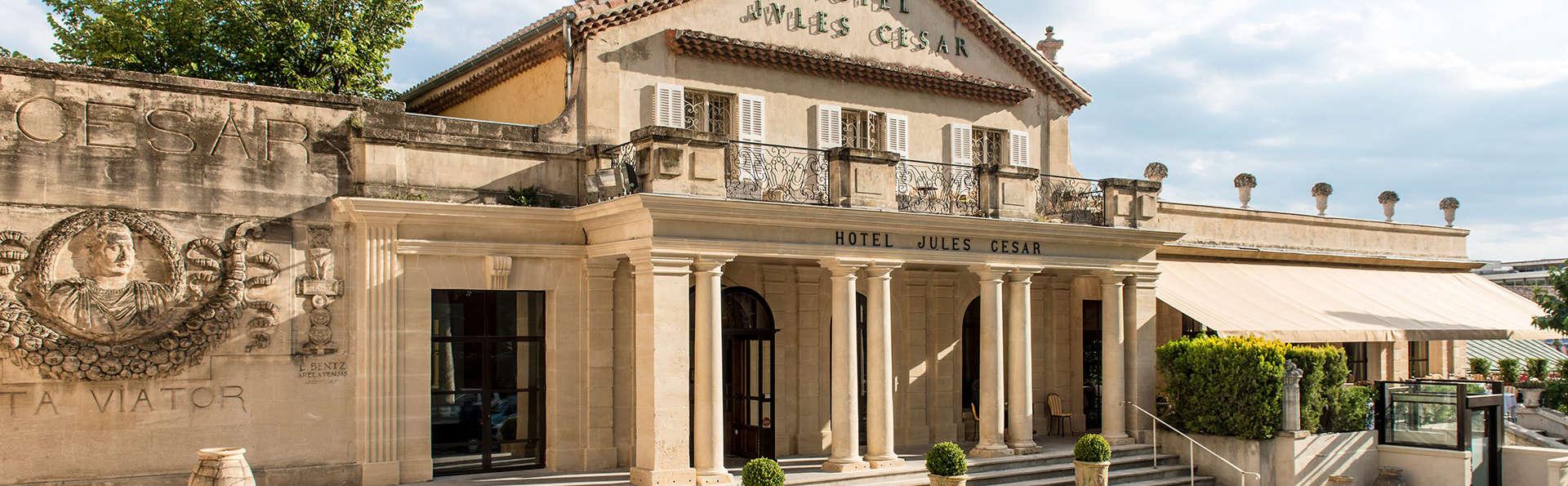 Week-end dans un hôtel design au coeur d'Arles