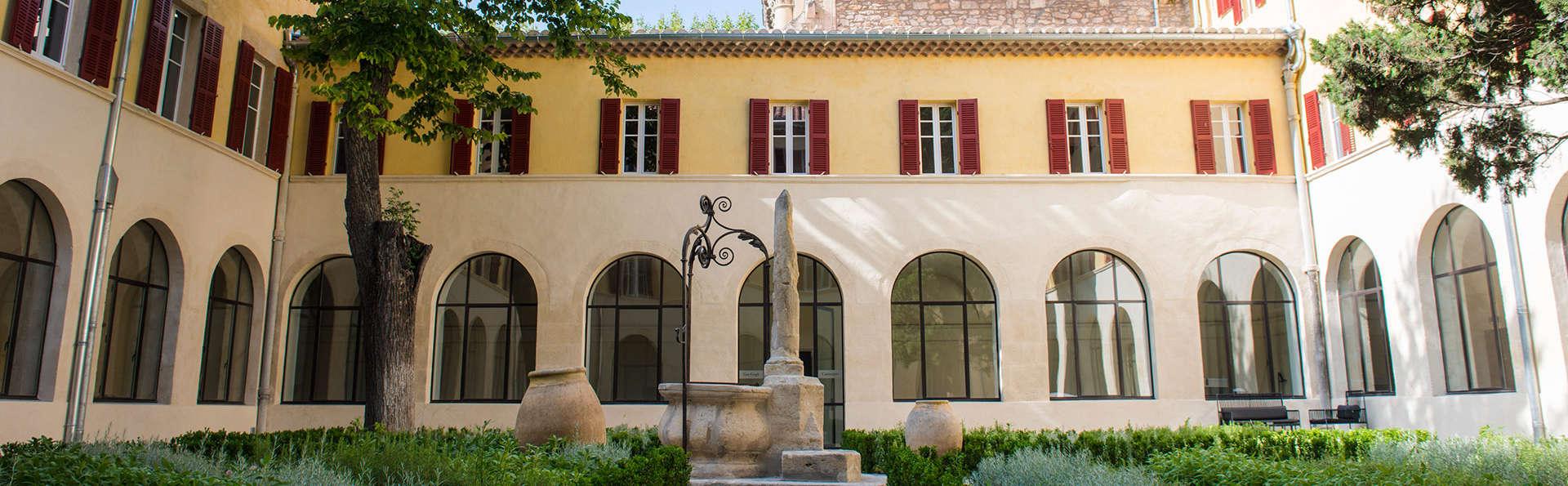Week-end bien-être avec soins dans un hôtel design au coeur d'Arles