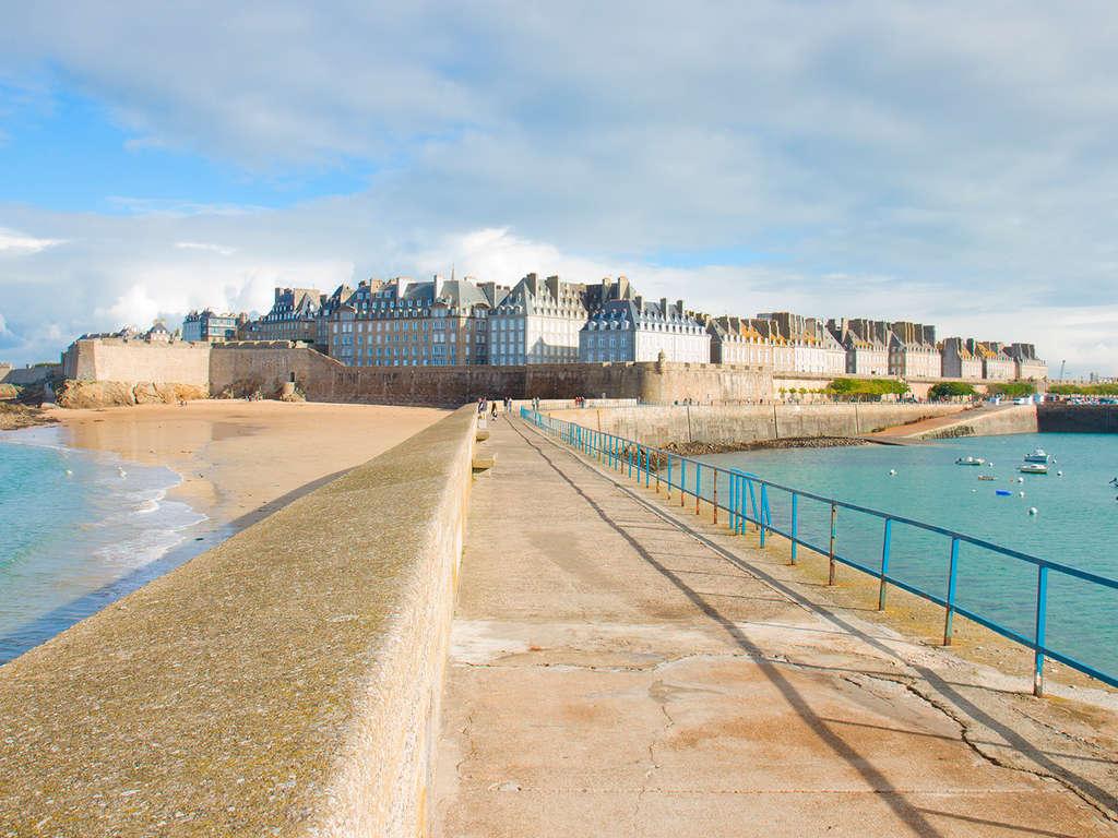 Séjour Bretagne - Week-end de charme à Saint-Malo  - 3*