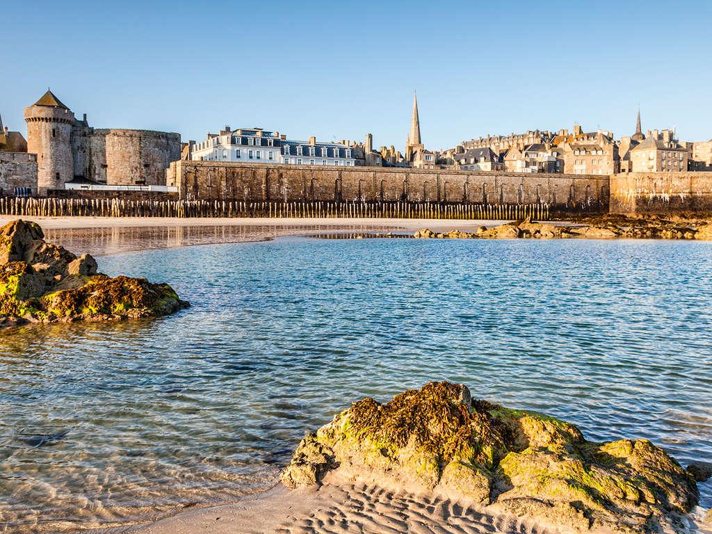 Séjour Bretagne - Escapade de charme à Saint-Malo  - 3*