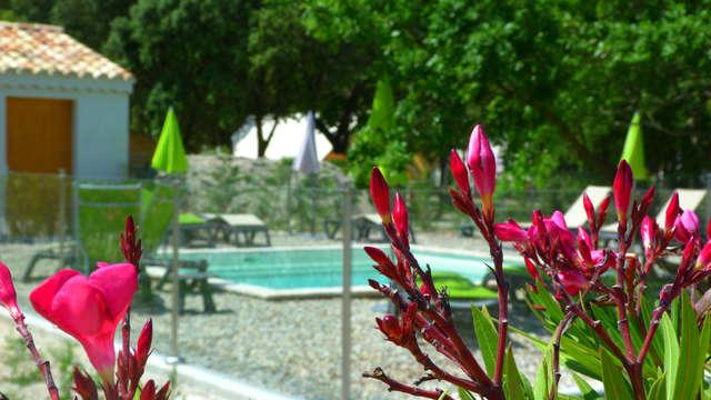 Lodges en Provence