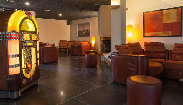 Hotel Leonard De Vinci - lobby