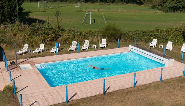 Hotel Leonard De Vinci - pool