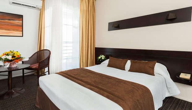 Hotel Leonard De Vinci - room