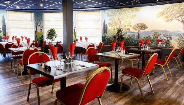 Hotel Leonard De Vinci - restaurant