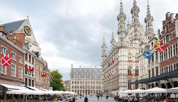 City trip special: verblijf in het historische Leuven (vanaf 2 nachten)