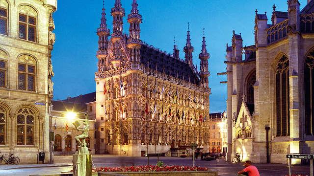 Verblijf in het prachtige stadshart van het historische Leuven