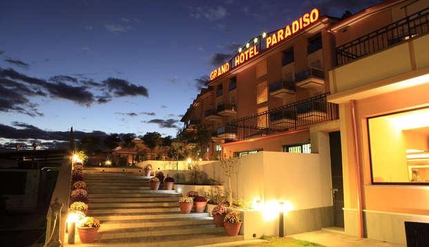 Nella splendida Catanzaro, a due passi dal mare in un elegante hotel da 4*