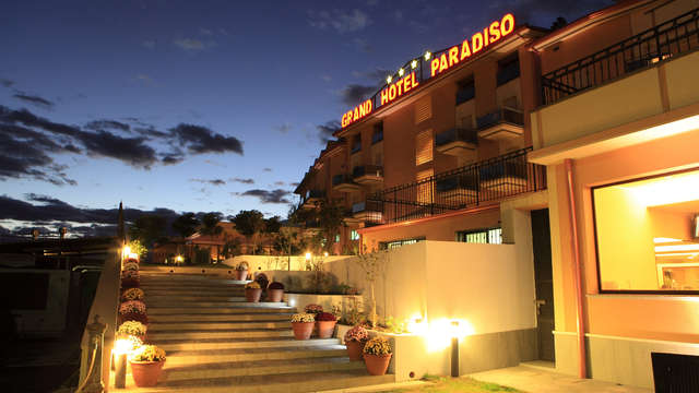 Hotel 4* a Catanzaro, a due passi dal lungomare in camera vista mare