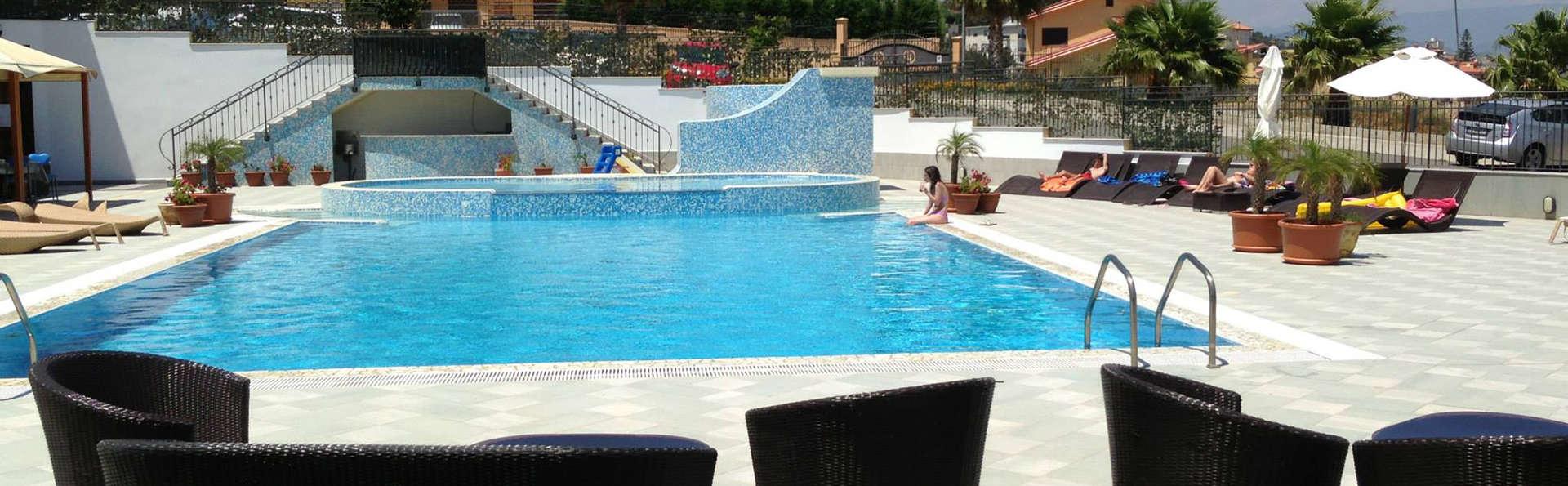 Offre du moment : Deux nuits dans un luxueux hôtel 4* à Catanzaro Lido