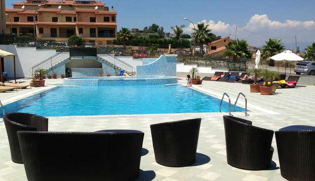 Vacanza a Catanzaro Lido: due notti in un lussuoso hotel 4*