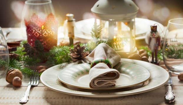 La Cremaillere Cote Mer et Hotel Cote Jardin - christmas