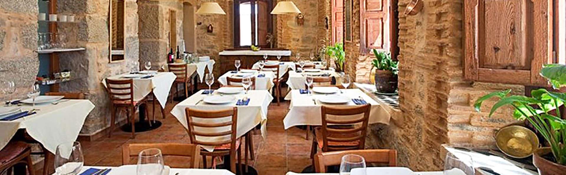 Escapada romántica y relax con cena incluida y circuito termal en Balneario en medio la naturaleza