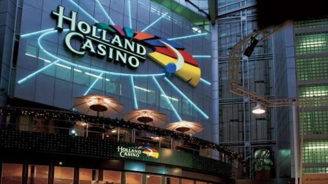 Entrada al Casino Holland Casino